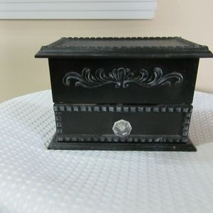 Other - Decorative Wooden Box Vintage